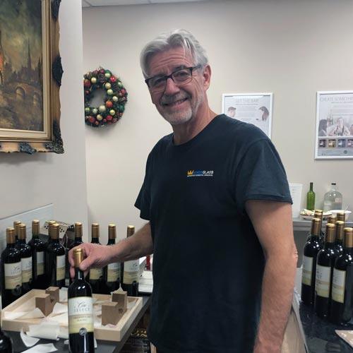 On-Site Wine Making with RJ Spagnols Craft Wine Kits