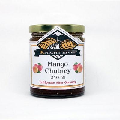Knight River: Mango Chutney