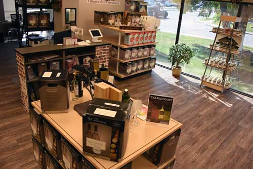 Home Wine Making Supplies Calgary - Village Craft Winemaker has a Great Selection of Winemaking Supplies, Accessories and more