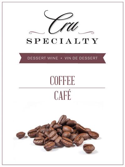 Village Craft Winemaker - Cru Specialty - Coffee Dessert Wine