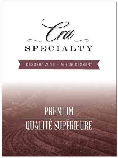 Village Craft Winemaker - Cru Specialty - Premium Dessert Wine