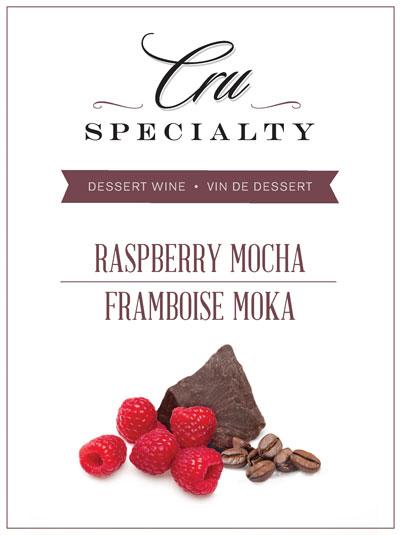Village Craft Winemaker - Cru Specialty - Raspberry Mocha Dessert Wine