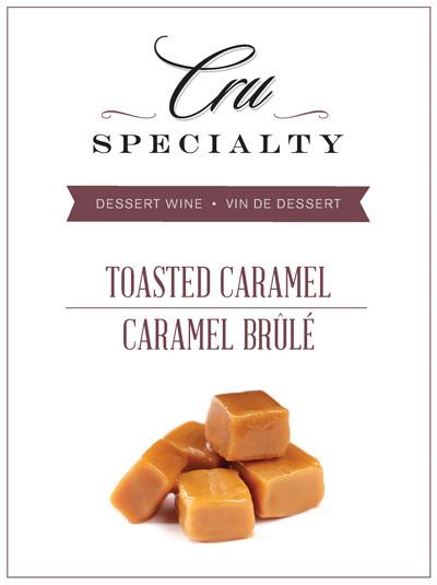 Village Craft Winemaker - Cru Specialty - Toasted Caramel Dessert Wine